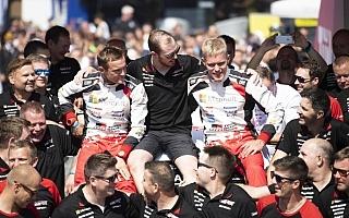 WRCトルコ:タナク「選手権のチャンスが広がった」デイ4コメント集