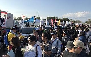 ラリーショーは大盛況! イヌスケ&タクト&ニャオキのホゲホゲAPRC全日本@北海道その2