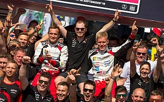 WRCトルコ:「努力してくれた全てのチームメイトを誇りに思う」豊田章男社長コメント全文