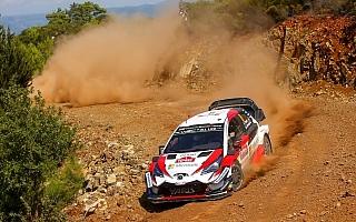 WRCトルコ:デイ3を終えてタナックが総合首位に浮上、ヌービルとオジエがリタイアの大波乱