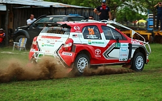 MHのWorld Rally News:パラグアイで平均速度160km/h超の高速ラリー
