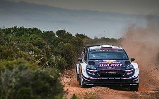 WRCトルコ:走行順2番手のオジエ「金曜日をしのいで高ポイント獲得を目指す」