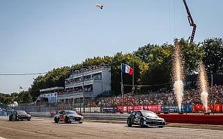 世界RXフランス:クリストファーソンが7勝目、ソルベルグとともにPSRXがWポディウム