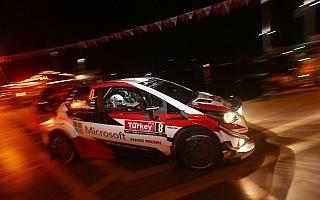 WRCトルコ:マルマリスの市街地ステージでラリースタート、SS1はタナクが3番手タイム
