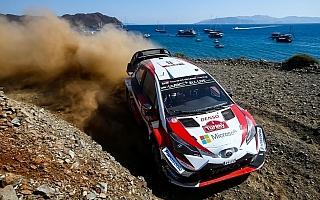 WRCトルコ:ヤリスWRCが1-2フィニッシュ、マニュファクチャラーズ選手権首位に浮上