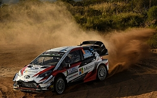 WRC GB:連勝を期し、伝統のグラベルラリーに挑むタナック「タイトル争いには多くの可能性が残されている」