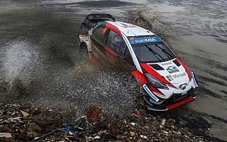 WRCラリーGB:デイ2を終えて首位タナックが28.8秒差でリード