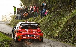 WRCスペイン:今季3度目のWRC参戦に臨むローブ「タイトル争いのペースについていきたい」
