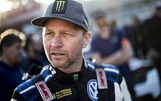 WRCスペイン:ソルベルグが実戦デビューのポロGTI R5をドライブ