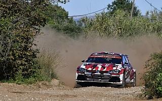 WRCスペイン:ポロGTI R5、シェイクダウンとSS1で部門トップタイムの好発進