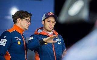 WRCラリーGB:ヌービル「いつ何が起きるか分からない状況、あきらめない」デイ3コメント集