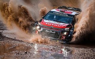 WRCラリーGB:シトロエンはオストベルグとブリーンの2台体制でエントリー