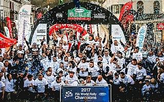 WRCラリーGB:Mスポーツ・フォード、昨年歓喜に沸いたウェールズでの連覇に挑む