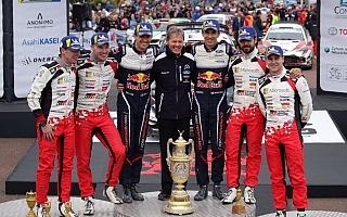 オジエ優勝、トヨタがダブル表彰台! ニャオキのホゲホゲWRC@GBその4
