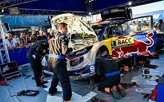 WRCスペイン:金曜日の最終サービスに注目。シーズン唯一のミックス路面イベント