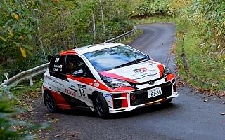 全日本ラリー高山:TGR Vitz GRMN Rally、前戦の大ダメージを修復しJN5クラス2位表彰台を獲得
