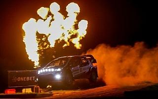 WRCラリーGB:注目のウェールズ戦が開幕、エサペッカ・ラッピが首位発進