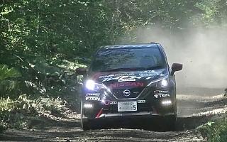 プレイドライブ・ラリーチーム、PDノート北海道スペシャル動画を公開