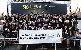 世界RXドイツ:クリストファーソンが優勝、PSRX VWスウェーデンもチームズ選手権連覇