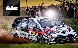 WRCスペイン:タナクが快走 SS1-SS7動画まとめ