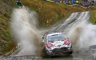 WRCラリーGB:デイ3を終えてラトバラが2位、ラッピが3位に浮上。タナクはストップ