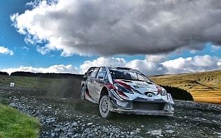 WRCラリーGB:ラトバラが総合2位、ラッピが総合3位でフィニッシュ
