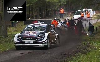 WRCラリーGB:タナクがクラッシュ シェイクダウン動画まとめ