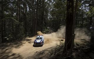 WRCオーストラリア:激動のシーズン、タイトル決戦の舞台は多彩なグラベル路