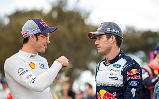 WRCオーストラリア:オジエ「最高の戦いができることは喜び」プレ会見