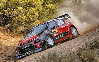 WRCオーストラリア:前戦優勝のシトロエン、シーズン最終戦も好リザルトを目指す