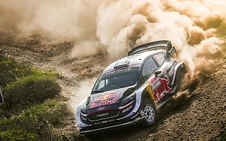 WRCオーストラリア:オジエWRC6連覇なるか。Mスポーツ・フォードも全面支援体制