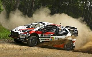 WRCオーストラリア:波乱の最終日を制したのはラトバラ。トヨタは99年以来4度目、オジエ6年連続のチャンピオンに