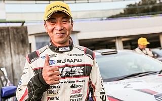 全日本ラリー新城:勝田範彦、ケガからの復帰戦に挑む