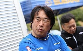 全日本ラリー新城:SS4を終えて新井が首位、6.8秒差の2番手に奴田原