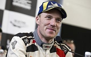 WRCオーストラリア:ラトバラ「クリスマスをハッピーに迎えたかった!」イベント後記者会見