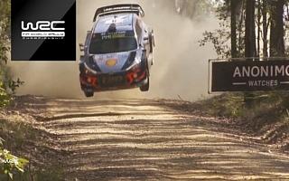 WRCオーストラリア:トラブル続出 デイ2動画まとめ