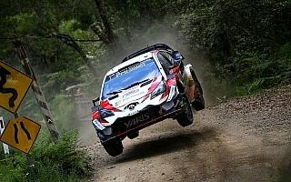 WRCオーストラリア:堅実な走りでラトバラが初日総合3位。タナックは総合5位、ラッピは総合6位