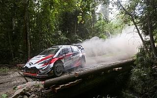 WRCオーストラリア:最終日を前にタナクが首位浮上、ラトバラとラッピもトップ5につける快走