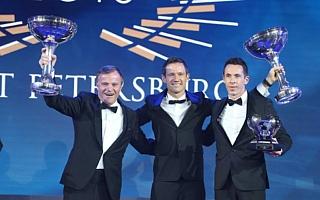 WRCのチャンピオンが正式に戴冠、オジエ、イングラシア、マキネンが揃って登壇