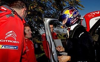 MHのWorld Rally News:オジエがシトロエン・レーシングのテストに参加