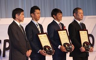 TOYOTA GAZOO Racing、山野哲也、中島一貴がJAFモータースポーツ特別賞を受賞