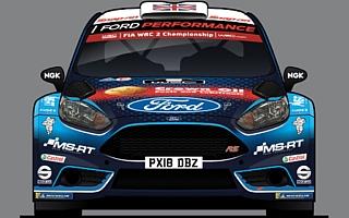 Mスポーツ・フォード、WRC2プロのドライバーにグリーンスミスとピエニアチェクを起用