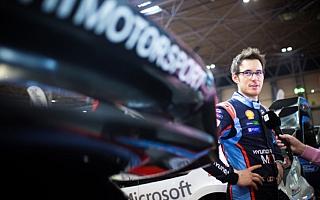 【Martin's Eye】WRCローンチインタビュー:ティエリー・ヌービル