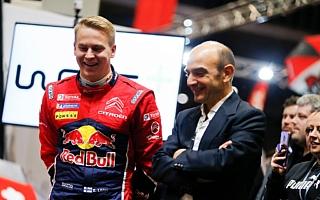 【Martin's Eye】WRCローンチインタビュー:エサペッカ・ラッピ