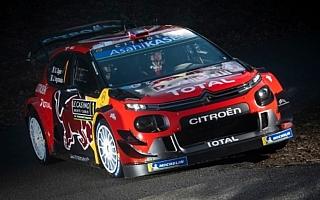 WRCモンテカルロ:波乱の2日目を終えてオジエがトップ