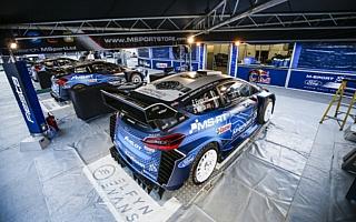 WRCモンテカルロ:Mスポーツ・フォードは3台体制からスタート