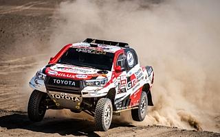 ダカールラリー2019でトヨタが初の4輪部門総合優勝、豊田社長コメント全文