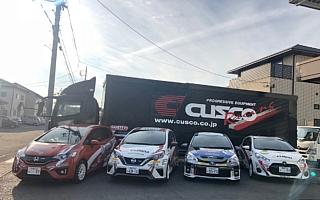 CUSCO RACING、2019年全日本ラリー選手権参戦計画を発表