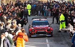 WRCモンテカルロ:オジエが初戦を制す! モンテ6連勝を達成