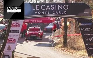 WRCモンテカルロ:シェイクダウン動画まとめ